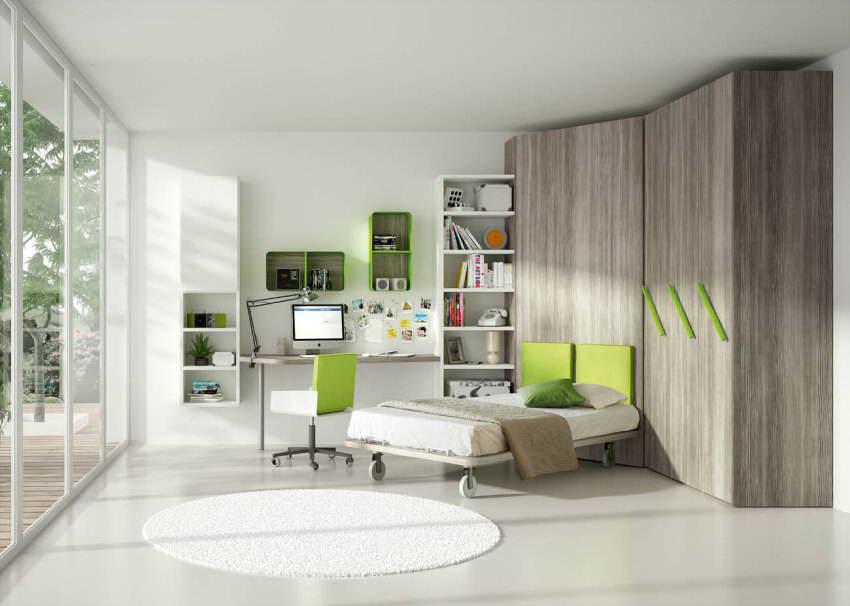 Cameretta crea spazio tumidei for Crea cameretta