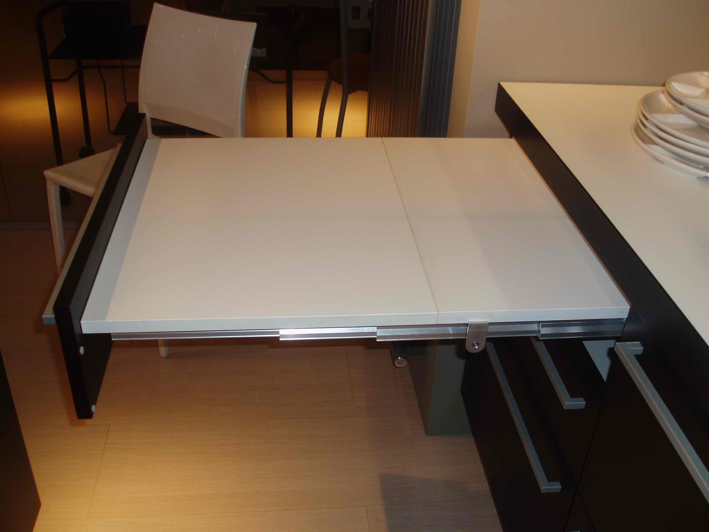 Forum Arredamento.it •piano Snack Cucina #956D36 2272 1704 Piano Di Lavoro Cucina Bricoman